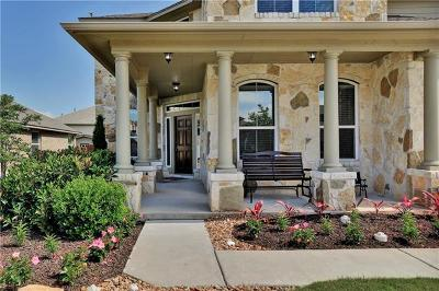 Round Rock Single Family Home Active Contingent: 102 Lee Trevino Cv