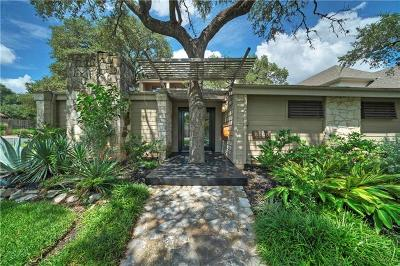 Austin Single Family Home For Sale: 5608 Courtyard Cv