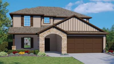 Pflugerville TX Single Family Home For Sale: $319,990