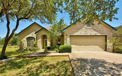 Dripping Springs Single Family Home For Sale: 213 Meadows Ln