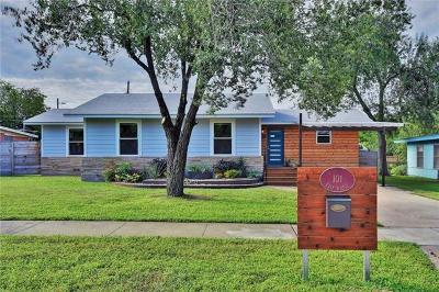 Single Family Home For Sale: 101 E Odell St