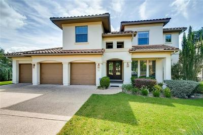 Single Family Home For Sale: 15512 Spillman Ranch Loop