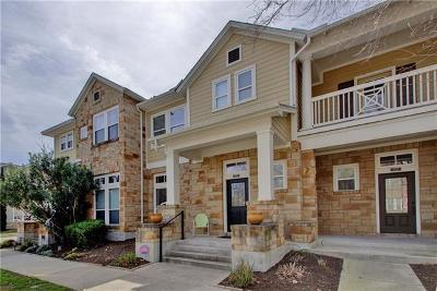 Austin Condo/Townhouse For Sale: 2221 Zach Scott St