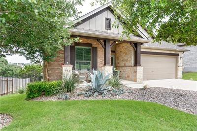 Spicewood Single Family Home Pending - Taking Backups: 22213 Red Yucca Rd