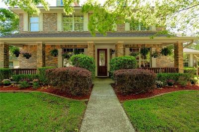 Hays County, Travis County, Williamson County Single Family Home For Sale: 11907 Yarbrough Dr