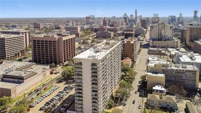Condo/Townhouse For Sale: 1801 Lavaca St #15HJ