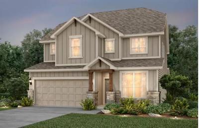 Buda Single Family Home For Sale: 140 Firethorn Dr