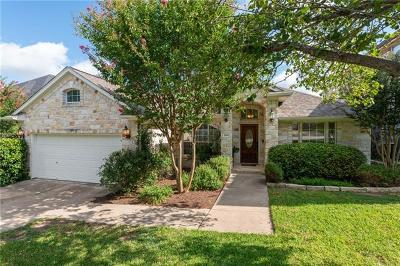 Austin Single Family Home For Sale: 2605 Sterling Panorama Ct