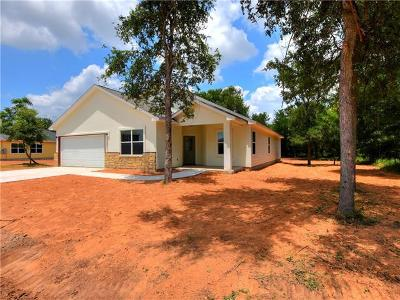 Bastrop Single Family Home For Sale: 114 Naalehu Ct
