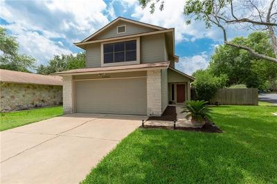 Austin Single Family Home For Sale: 12923 Modena Trl