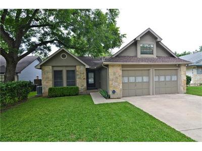 Austin TX Single Family Home For Sale: $245,000