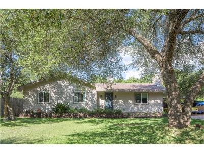 Dripping Springs Single Family Home For Sale: 10035 Longhorn Skwy