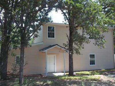 Bastrop TX Single Family Home For Sale: $275,000