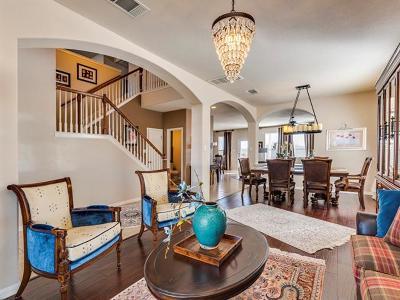Cedar Park Single Family Home For Sale: 1702 Harvest Bend Ln