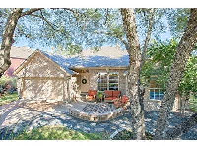 Travis County Single Family Home For Sale: 12402 Old Salt Trl