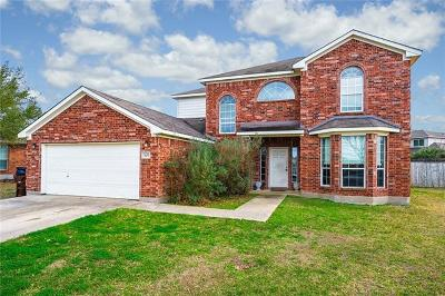 Lockhart Single Family Home For Sale: 625 Winecup Cir