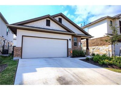 Cedar Park Single Family Home For Sale: 1401 Little Elm Trl #214