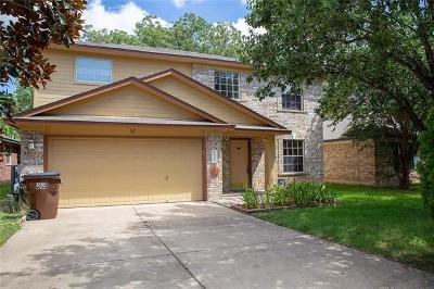 Austin Single Family Home For Sale: 9626 Dalewood Dr