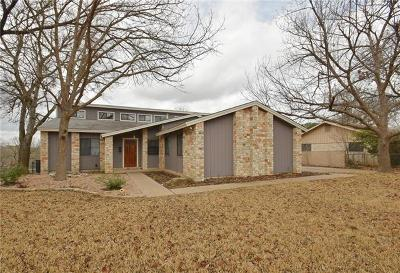Austin Single Family Home For Sale: 4702 Roundup Trl