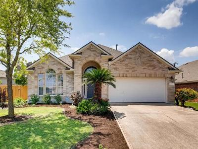 Pflugerville Single Family Home Pending - Taking Backups: 20204 Mustang Island Cir