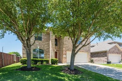 Pflugerville Single Family Home For Sale: 18504 Silent Water Way