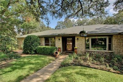 Austin Single Family Home For Sale: 12111 Mustang Chase