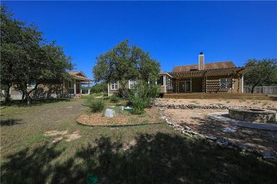 Wimberley Single Family Home For Sale: 700 Saddleridge Dr