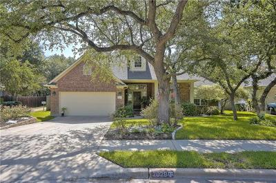 Round Rock Single Family Home For Sale: 2029 Inverness Dr