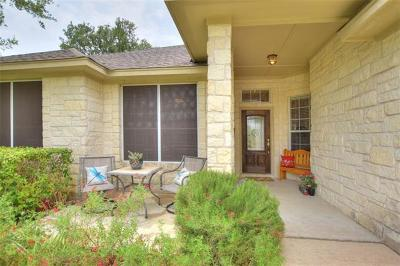Georgetown Single Family Home Pending - Taking Backups: 403 Sabine Dr