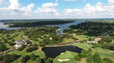 Spicewood Residential Lots & Land For Sale: 26806 Masters Pkwy