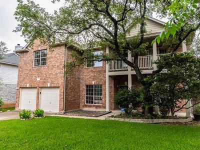 Austin Single Family Home For Sale: 7021 Gentle Oak Dr