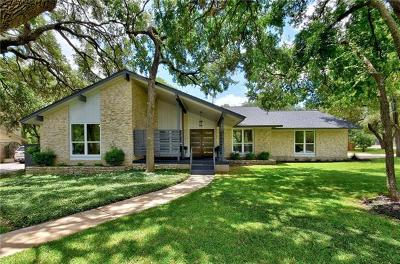 Austin Single Family Home For Sale: 8701 Silverhill Ln
