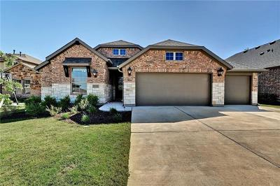 Spicewood Single Family Home For Sale: 22301 Verbena Pkwy