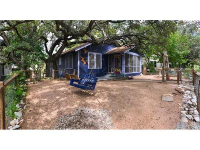 Austin Single Family Home For Sale: 1410 Travis Heights Blvd