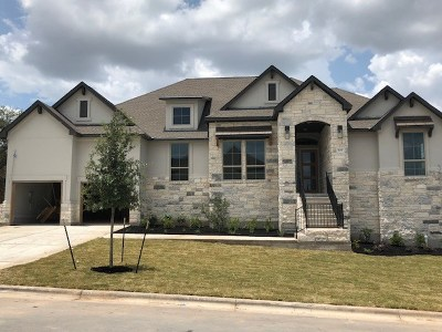 Austin Single Family Home For Sale: 506 Brentwood Dr