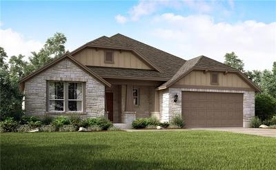 Pflugerville Single Family Home For Sale: 3400 Great Knot Pass