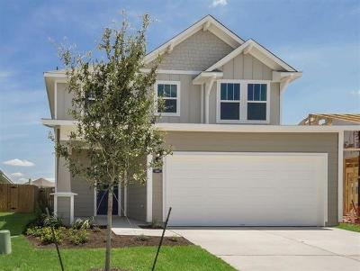 Round Rock Single Family Home For Sale: 5841 Urbano Bnd