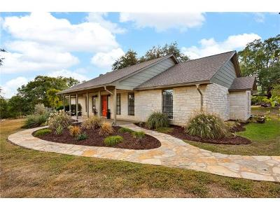 Wimberley TX Single Family Home For Sale: $597,000