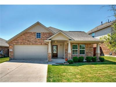 Pflugerville TX Single Family Home For Sale: $287,500