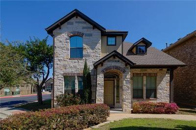 Cedar Park Condo/Townhouse For Sale: 11400 W Parmer Ln #63
