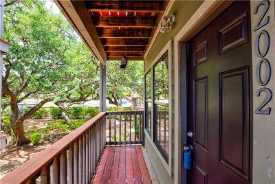 Austin Condo/Townhouse For Sale: 2215 Post Rd #2002