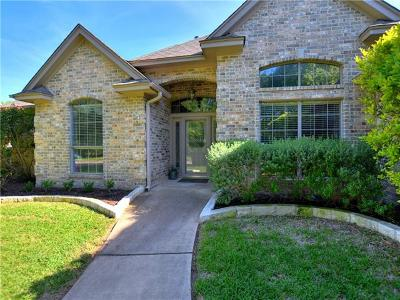 Salado Single Family Home For Sale: 107 Tallwood Cir