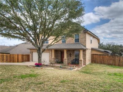Austin Single Family Home Pending - Taking Backups: 1408 Brixey Cv