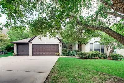 Round Rock Single Family Home Pending - Taking Backups: 3889 Royal Troon Dr