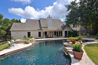 Austin Single Family Home Active Contingent: 211 Heritage Dr
