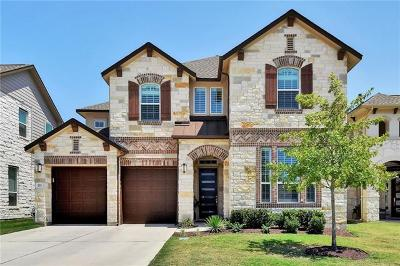 Round Rock Single Family Home Pending - Taking Backups: 221 Gennaker Dr