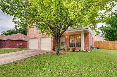 Austin Single Family Home For Sale: 7317 W Running Water Dr E