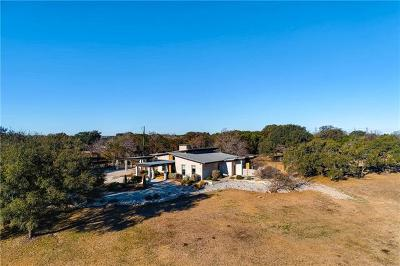 Round Rock Farm For Sale: 5411 Sam Bass Rd