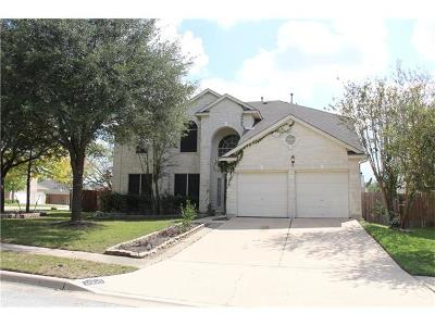 Pflugerville Single Family Home For Sale: 1000 Brown Dr
