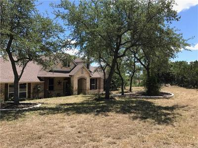 Dripping Springs Single Family Home For Sale: 788 Cherry Bark Ln